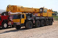 УСЛУГИ АВТОКРАНА LIEBHERR 90 тонн
