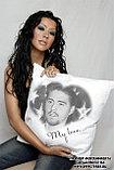 Подушки с Фотографиями Любимых Людей. Сшито с Любовью), фото 2