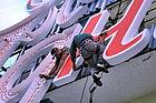 Монтаж рекламных вывесок и щитов в Алматы, фото 2