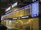 Монтаж Новогодних украшений, новогоднее украшения фасада в Алматы., фото 6