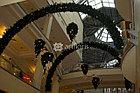 Монтаж Новогодних украшений, новогоднее украшения фасада в Алматы., фото 7