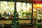 Монтаж Новогодних украшений, новогоднее украшения фасада в Алматы., фото 9