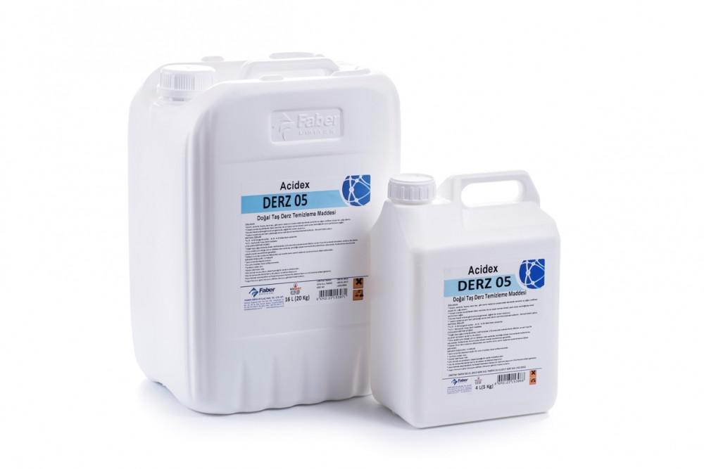 Acidex Derz 05 - Средство для чистки швов кафельной плитки.