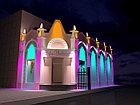 Подсветка фасадов зданий, фото 5