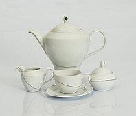 Сервиз чайный 12 персон 27 предм Rita B572 (Exclusive Bohemia, Чехия)
