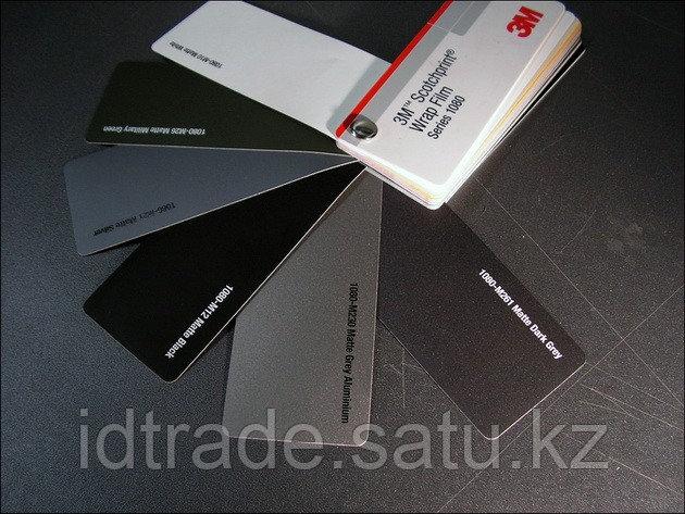 Пленка для автостайлинга 3M Scotchprint® серии 1080 матовая - фото 1