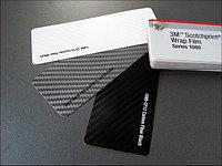 Пленка для автостайлинга 3M Scotchprint® серии 1080 карбон