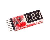 Индикатор заряда аккумулятора DJI Phantom