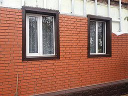 Фасадная панель кирпич клинкерный