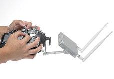 Крепление DJI Lightbridge на пульт квадрокоптера, фото 3