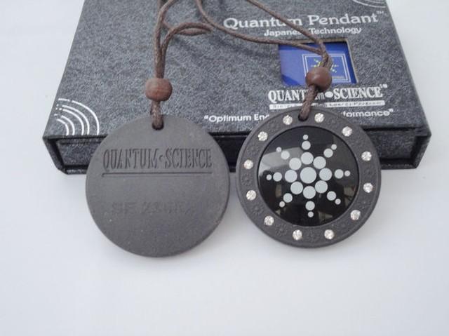 Энергетический кулон (Quantum Pendant)