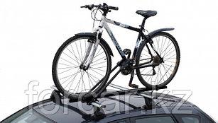 Багажник для перевозки велосипеда на крыше LuxBike (Россия)