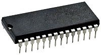 Микросхема 27C512-45