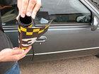 Печать на магнитной пленке магнитная наклейка на авто, фото 8