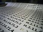 Интерьерная печать с контурной резкой наклейки и стикеры, фото 8