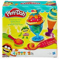 Игровой набор Инструменты мороженщика PLAY-DOH