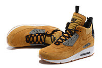 Зимние кроссовки Nikе Air Max 90 Sneakerboot Ice Wheat (40-46), фото 3