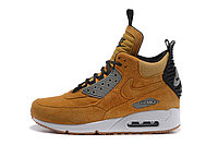 Зимние кроссовки Nikе Air Max 90 Sneakerboot Ice Wheat (40-46), фото 2