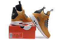 Зимние кроссовки Nikе Air Max 90 Sneakerboot Ice Wheat (40-46), фото 6
