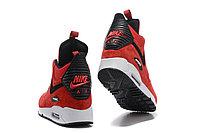 Зимние кроссовки Nike Air Max 90 Sneakerboot Ice Red (40-46), фото 5