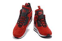 Зимние кроссовки Nike Air Max 90 Sneakerboot Ice Red (40-46), фото 4