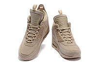Зимние кроссовки Nikе Air Max 90 Sneakerboot Ice Beige (40-46), фото 4