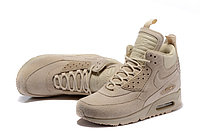 Зимние кроссовки Nikе Air Max 90 Sneakerboot Ice Beige (40-46), фото 3