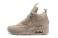 Зимние кроссовки Nikе Air Max 90 Sneakerboot Ice Beige (40-46), фото 2