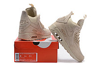 Зимние кроссовки Nikе Air Max 90 Sneakerboot Ice Beige (40-46), фото 6