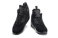 Зимние кроссовки Nikе Air Max 90 Sneakerboot Ice Black (40-46), фото 4