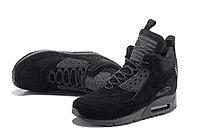 Зимние кроссовки Nikе Air Max 90 Sneakerboot Ice Black (40-46), фото 3