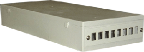 Бокс оптический W8-6-SC/UPC-SM