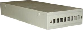 Бокс оптический W8-8-SC/APC-SM