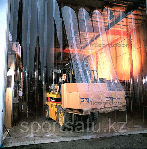 Полосовые завесы Складские шторы (промышленные шторы)