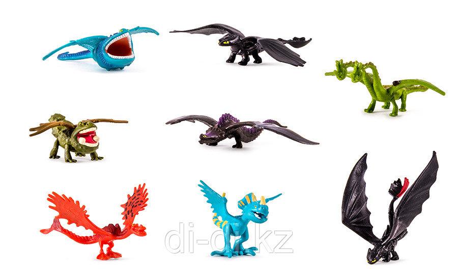 Dragons Игрушка Dragons Фигурки драконов (в мягкой упаковке)