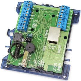 Сетевой контроллер IronLogic Z-5R (мод. Web)