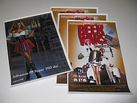 Наружная реклама   печать баннеров, печать на оракале, виниле, фотобумага. полотно для х-конструкции