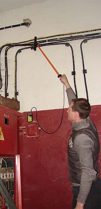Поиск обрывов и коротких замыканий скрытой проводки, фото 2