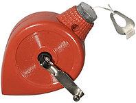 Шнур-отвес STAYER разметочный, корпус металлический, 30м