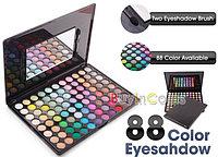 Профессиональная палетка теней 88 цветов для макияжа