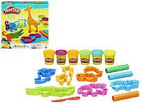 Игровой набор  Веселое Сафари PLAY-DOH, HASBRO