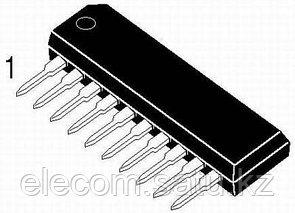 Транзисторная сборка STA401A