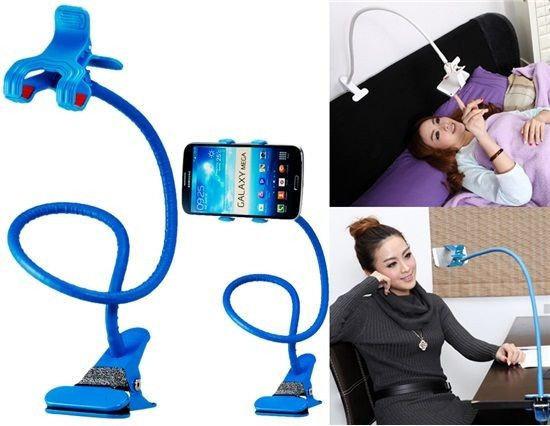 Гибкая подставка-держатель смартфонов, планшетов, читалок, фото 2
