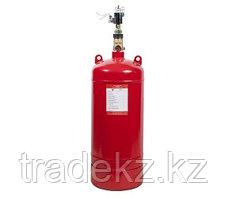 Модуль газового пожаротушения GQQ40L\2.5-SA, цилиндрический