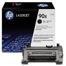 HP CE390X Картридж лазерный Black Toner Cartridge HP 90X