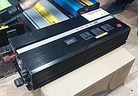 Инвертор преобразователь 12 220 SMART 4000 Вт с функцией зарядки и UPS, фото 1