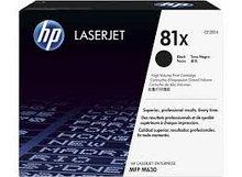 HP CF281X 81X Black Toner Cartridge