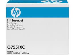 HP Q7551XC SCRP LaserJet