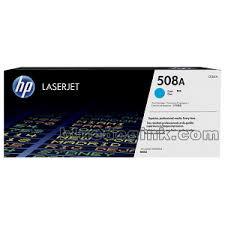 HP CF361A Картридж лазерный HP 508A голубой, ресурс 5000 стр