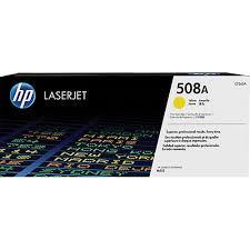 HP CF362A Картридж лазерный HP 508A желтый, ресурс 5000 стр